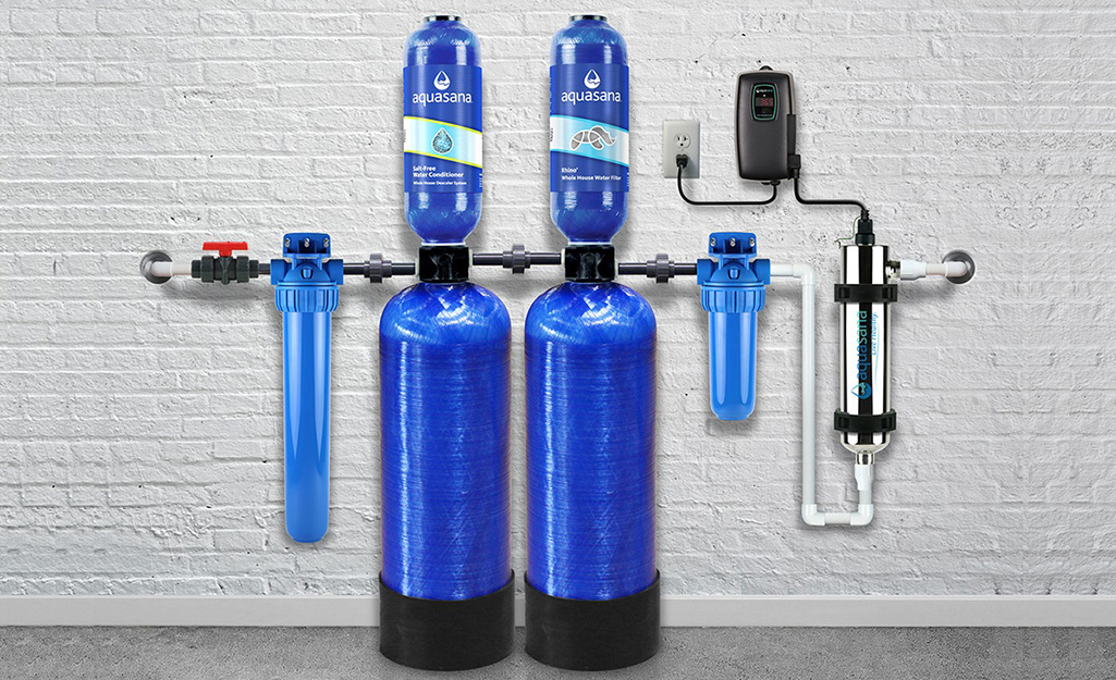 Benefits of installing a water softener at home